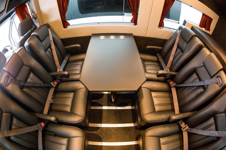 VFB Luxury 9 seat splitter 1