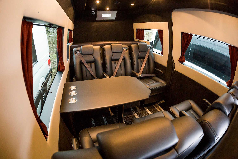 VFB Luxury 9 seat splitter 3